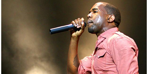 """Kanye West. Photo: Kim Erlandsen/<a href=""""http://www.nrk.no/p3"""">NRK P3</a>"""
