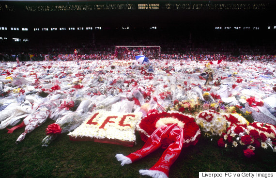 hillsborough disaster archive