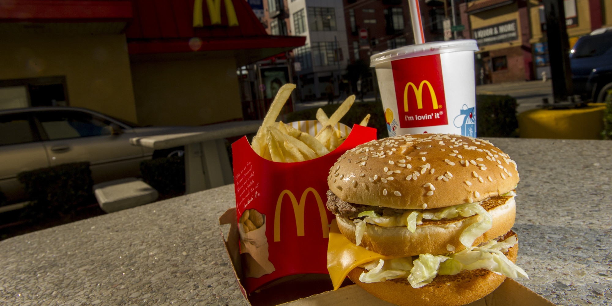 10 nutritionists reveal what they 39 d order at mcdonald 39 s - Fast good cuisine big mac ...