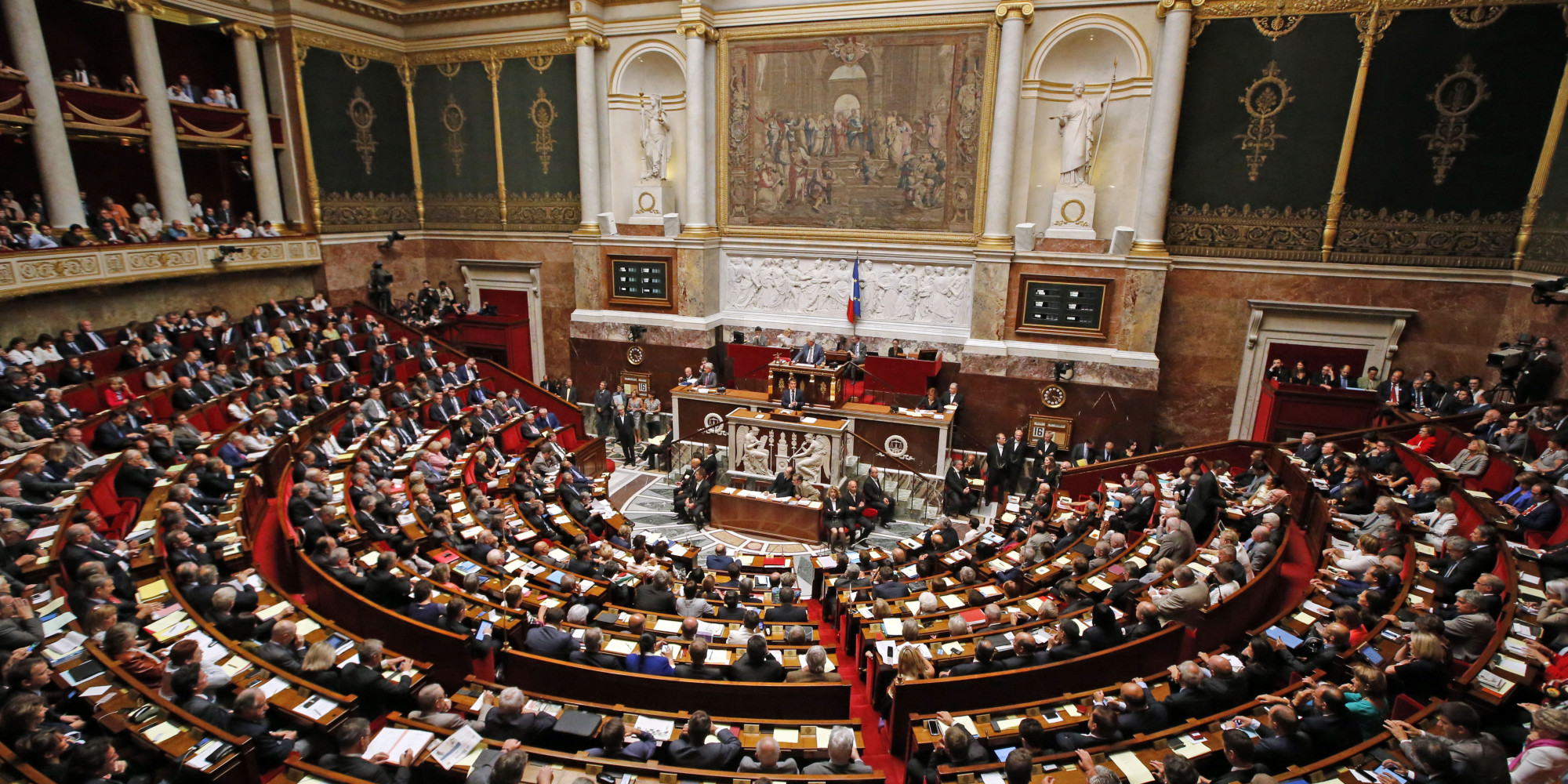 France's Parliament Passes 'Deep Sleep' Bill For End Of ...