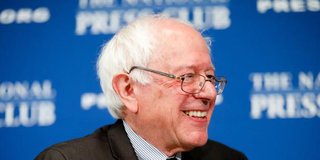 Bernie Sanders Hasn't Ruled Out A Presidential Run