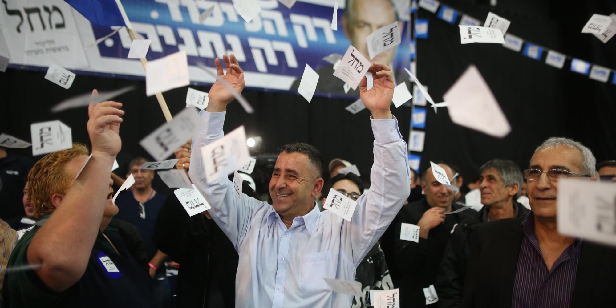 israel election - HD2000×1000