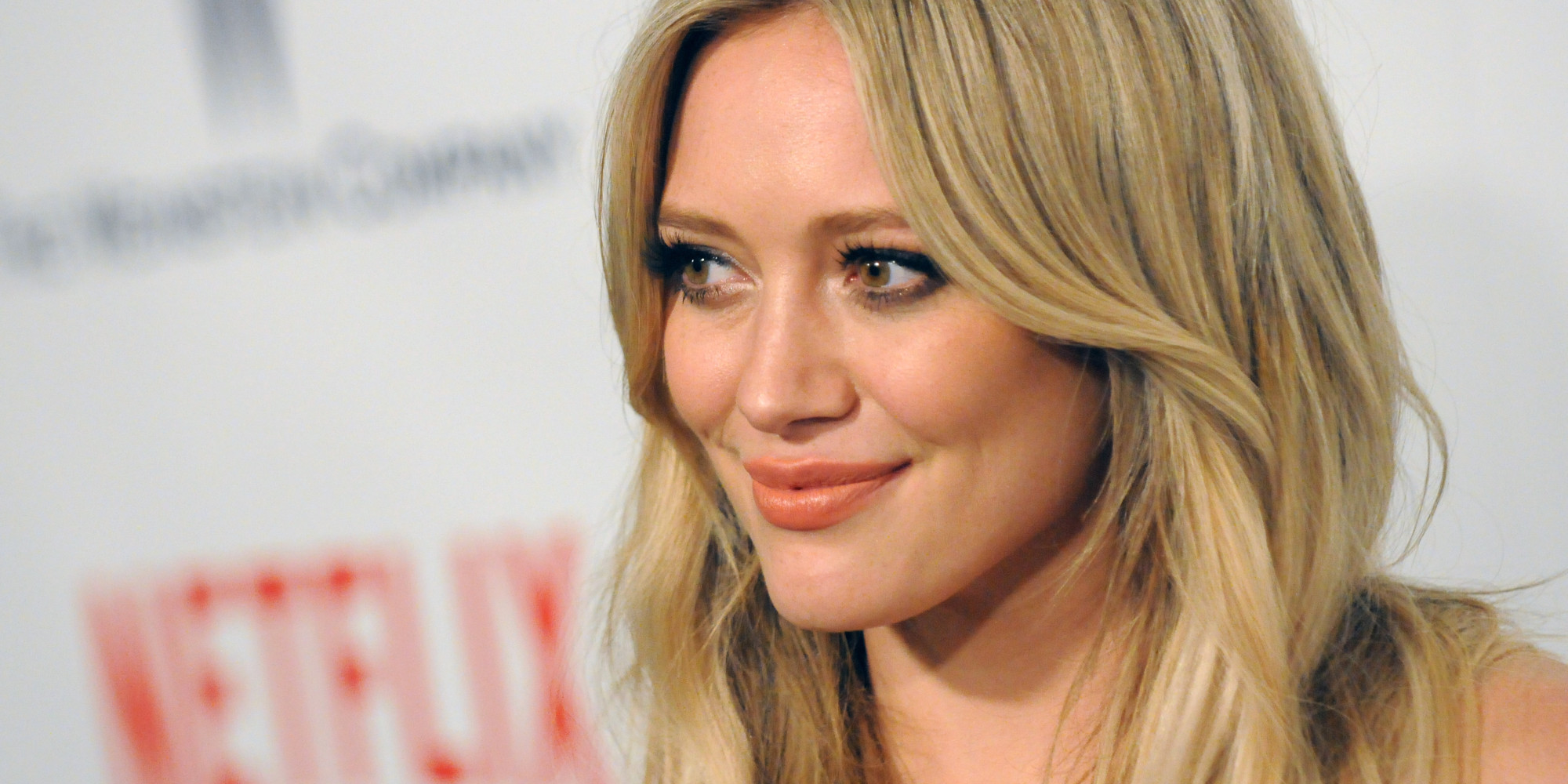 Hilary Duff Has Blue Hair Now Huffpost