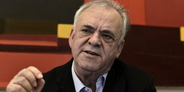 Ο αντιπρόεδρος της κυβέρνησης, Γιάννης Δραγασάκης (φωτογραφία αρχείου)