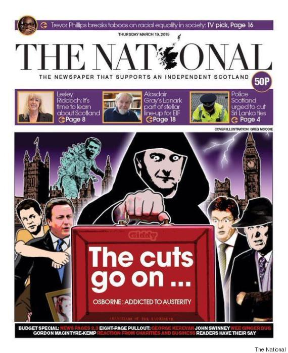 the national osborne