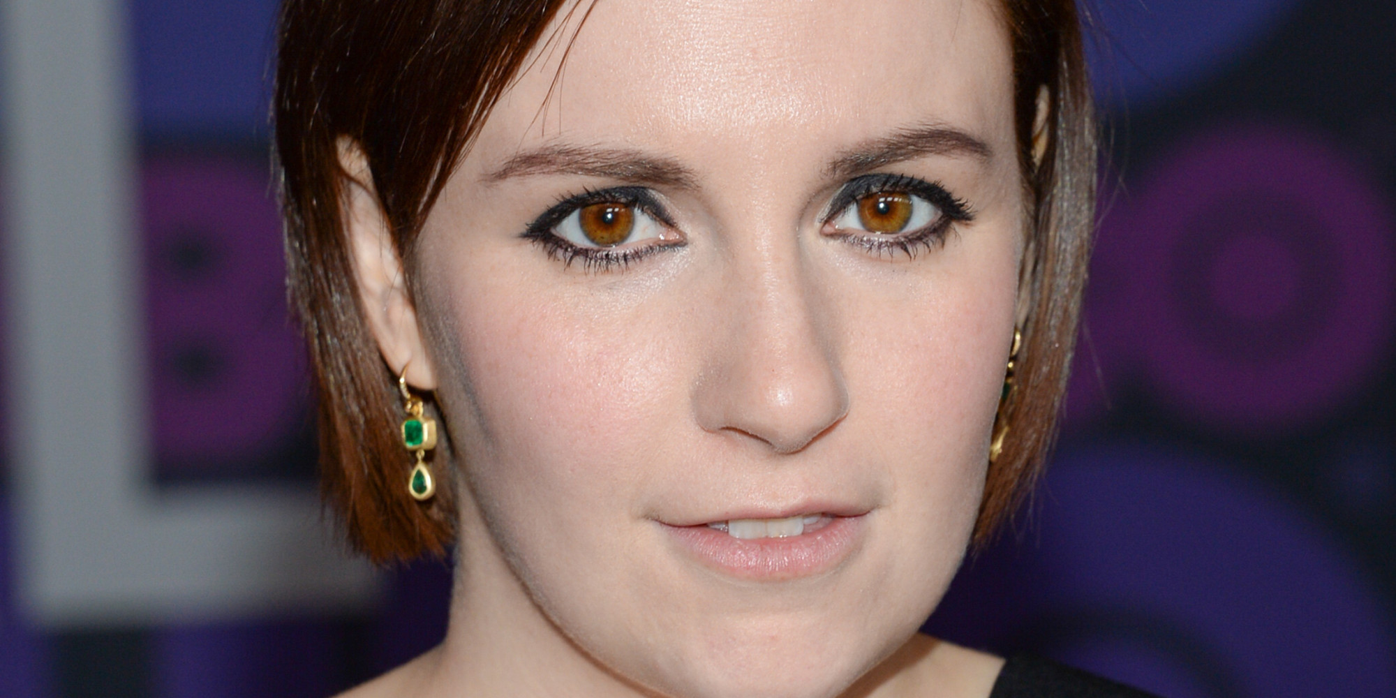 Lena Dunham Chops Her Hair Into A Pixie Cut Huffpost