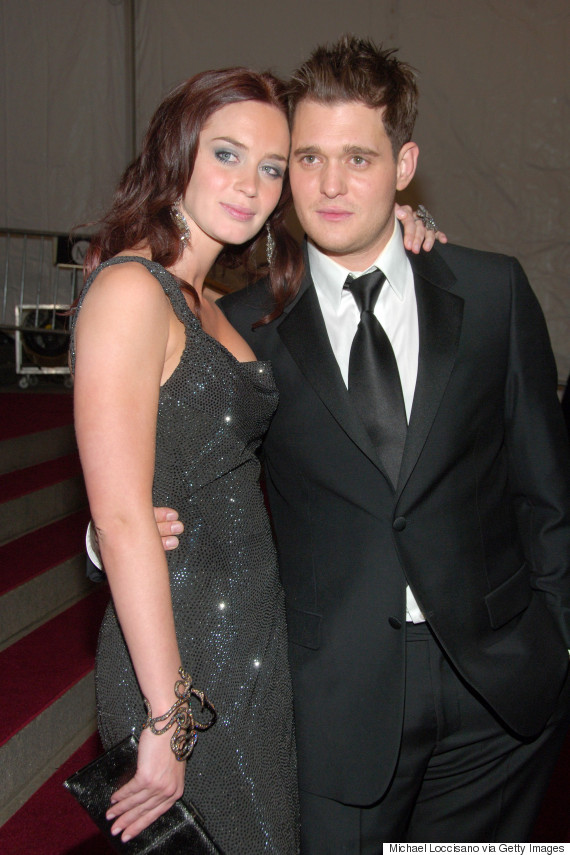 michael buble emily blunt