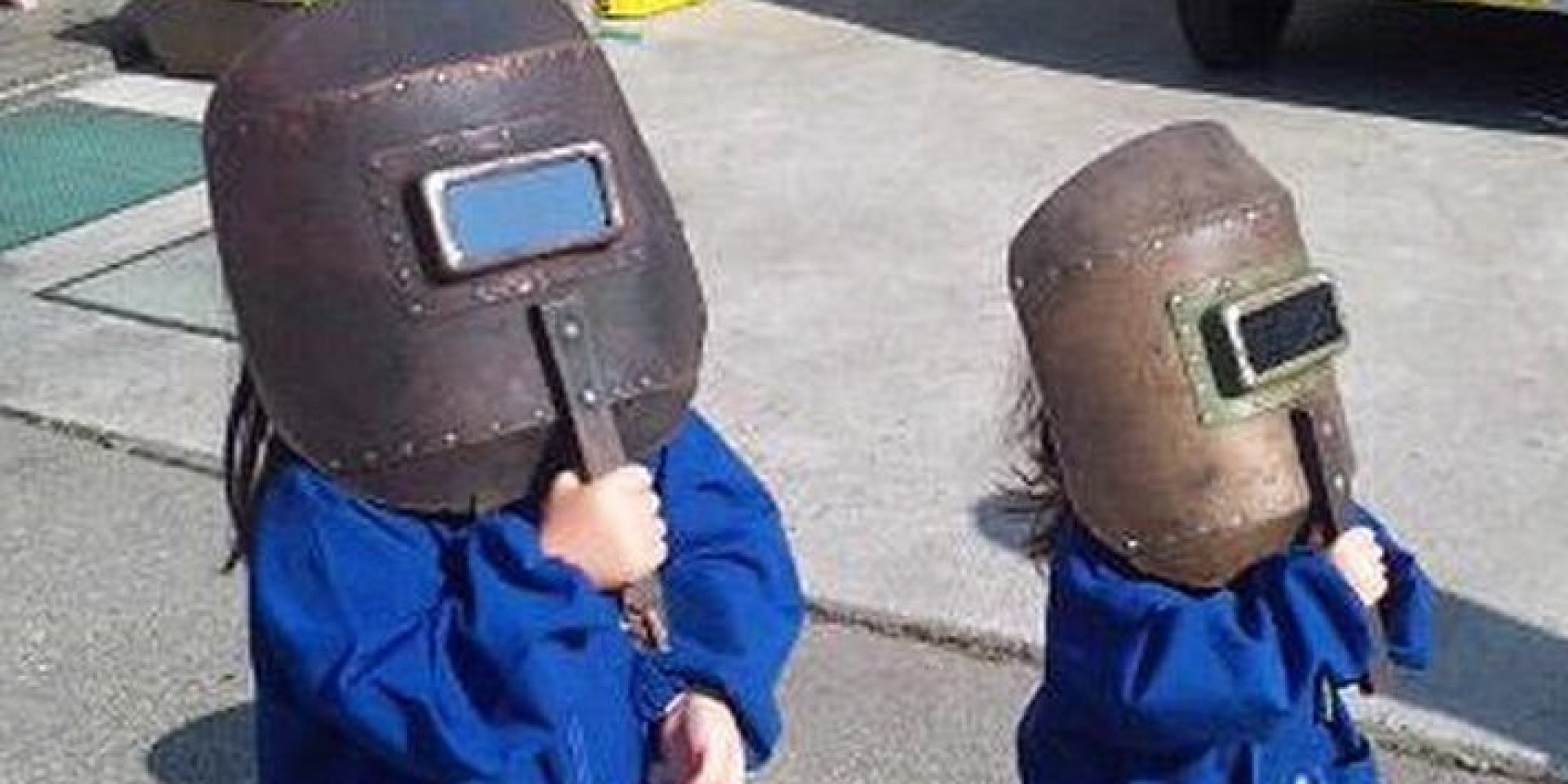 Solar Eclipse 2015 Pictures Reveal Welding Masks And Cardboard ...