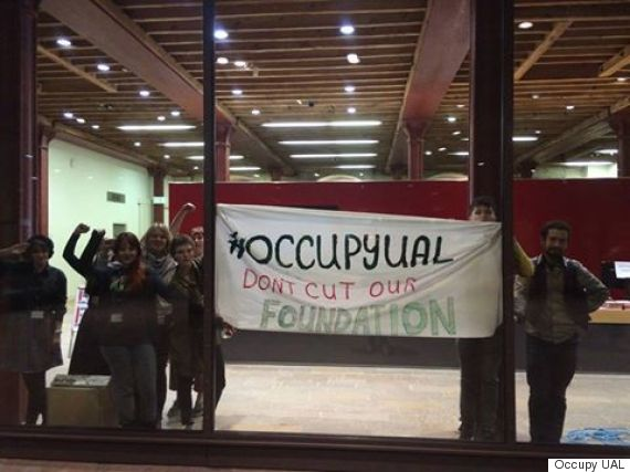 occupy ual