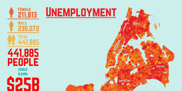 Maps Thatll Change How You See New York City HuffPost - Maps of new york