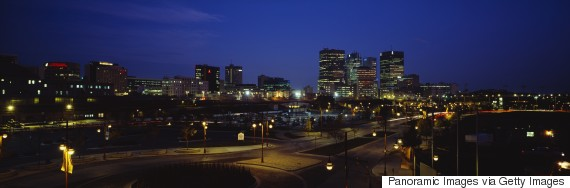 winnipeg panorama