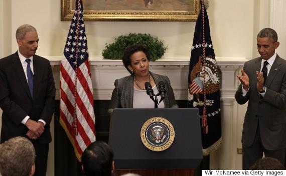 loretta lynch obama