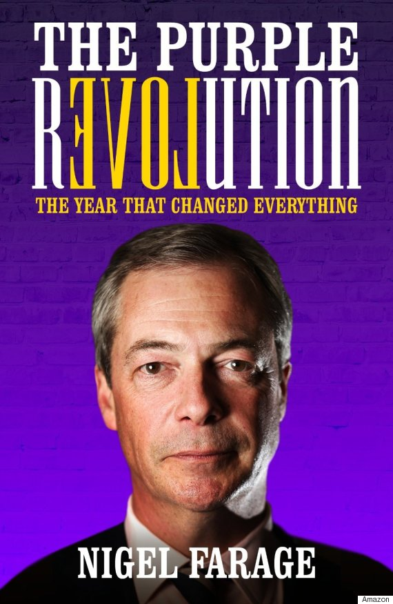 amazon nigel farage purple revolution