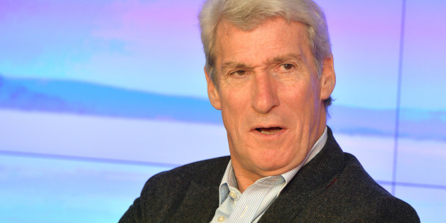 LONDON, ENGLAND - NOVEMBER 17:  Former Newsnight presenter Jeremy Paxman interviewed as Debrett's and Audi host meeting of Britain's most innovative media thinkers at Audi City on November 17, 2014 in London, England.  (Photo by David M. Benett/Getty Images for Debrett's and Audi)