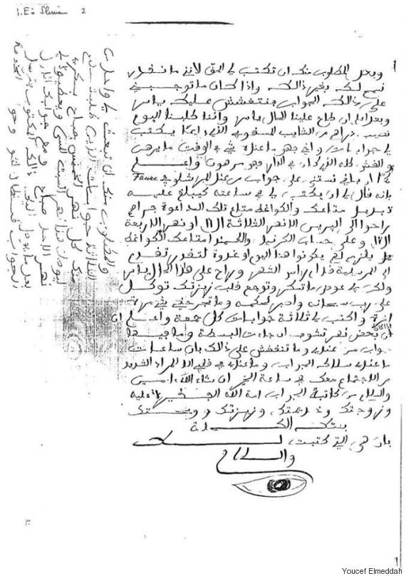 lettre isabelle