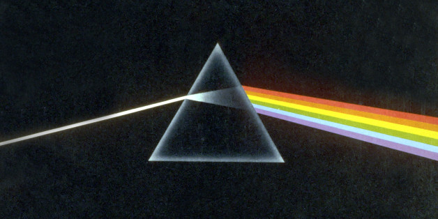 1973:  Album cover of Pink Floyd's Dark Side Of The Moon released in 1973.  Photo by Michael Ochs Archives/Getty Images