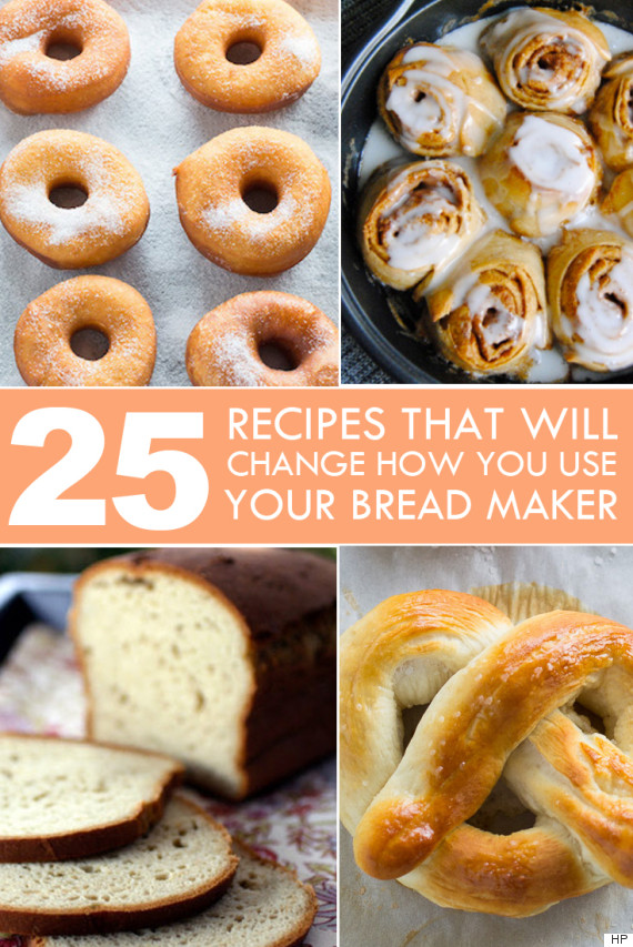 Bread Machine Recipes That Will Make Your House Smell
