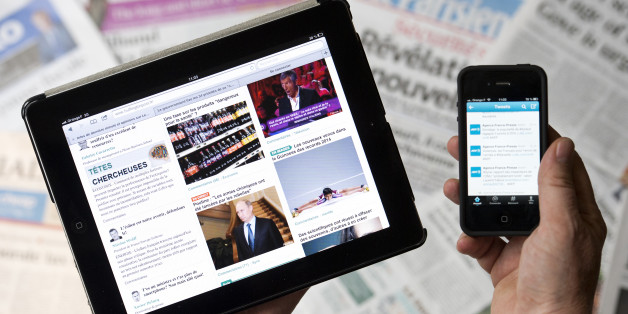 Digital Advertising Expected To Climb, While Traditional Media May Be In Trouble