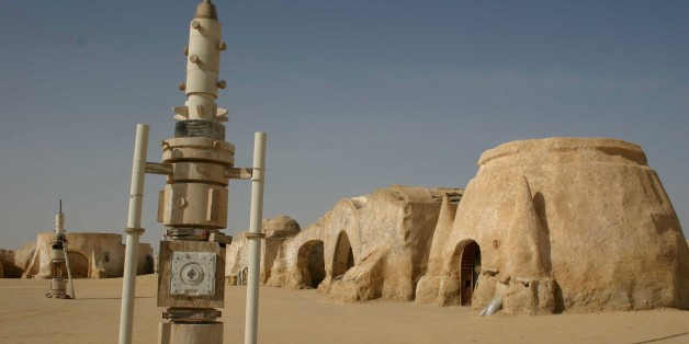 Fears Of ISIS In 'Tatooine' As Tourists Warned Away From 'Star Wars' Locations In Tunisia