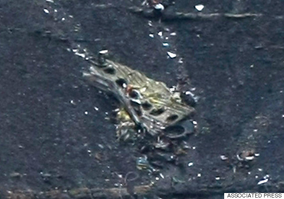 germanwings debris