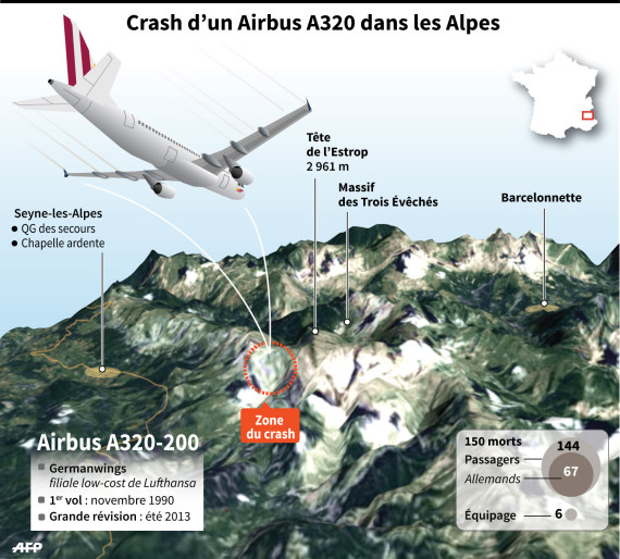 crash avion germanwings airbus seyne les alpes