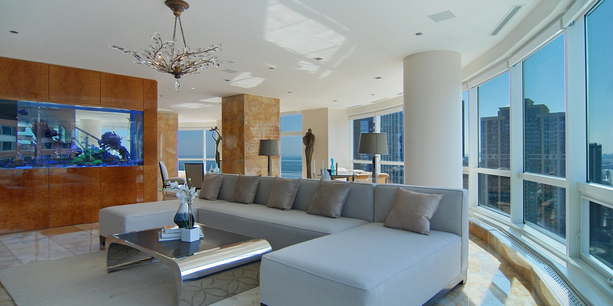 This 12 95 Million Penthouse Is The Clear Answer To Your