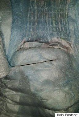 needle diaper