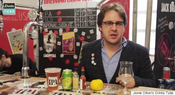 맥주+레모네이드로 만드는 간단한 '섄디' 레시피 3(동영상)