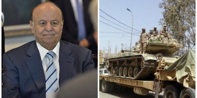 Le président yéménite Abd Rabbo Mansour Hadi