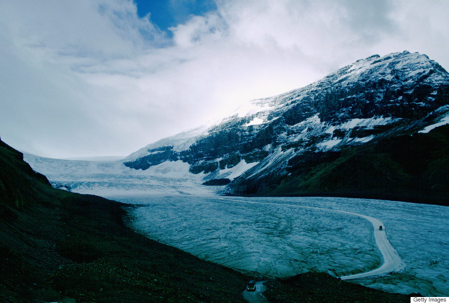 columbia icefield jasper