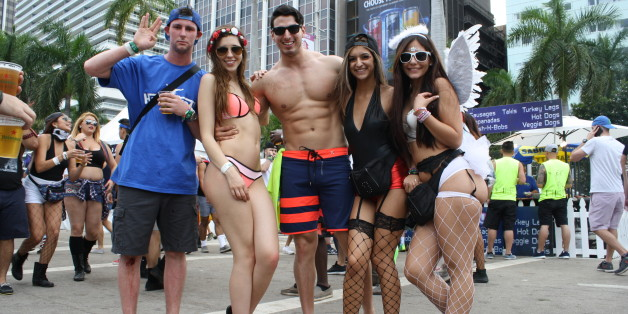 Ultra Music Festival 2015 The People And Outfits We Loved