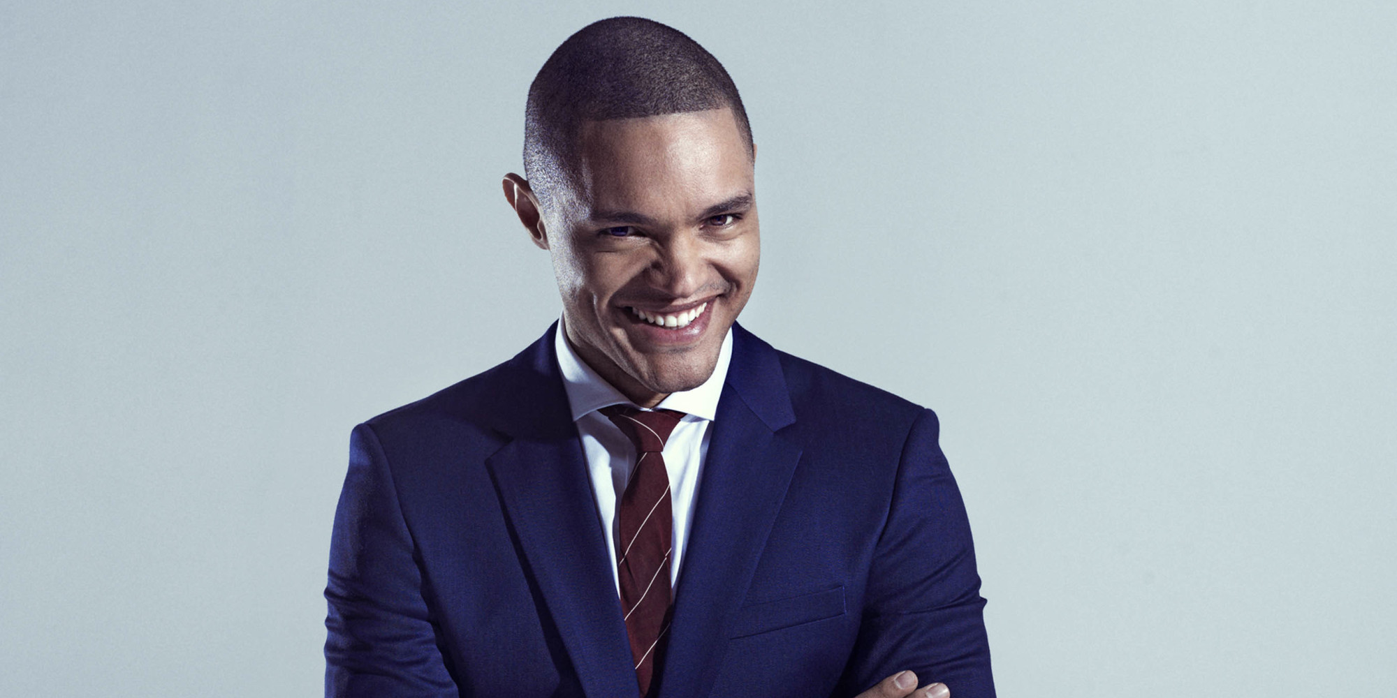 Trevor Noah To Replace Jon Stewart As The New 'Daily Show' Host ...