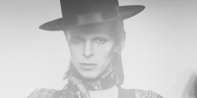 David Bowie Exhibit, MCA, Chicago