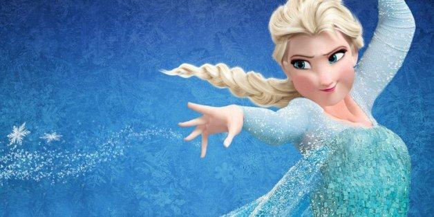 """Découvrez les princesses Disney version """"grandes tailles"""""""