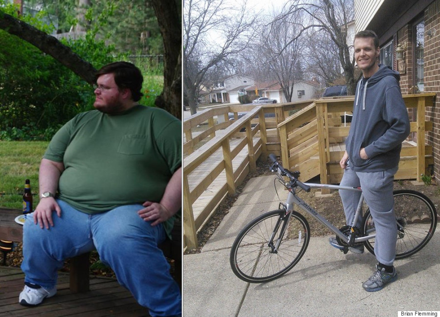 brian flemming weight loss