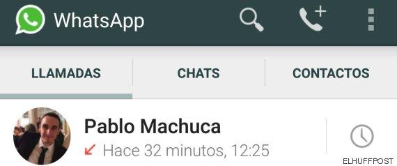 perdidas whatsapp