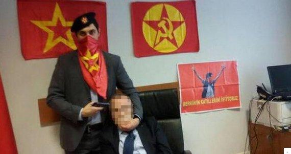 prosecutor hostage