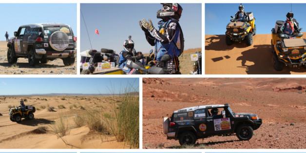 Rallye des Gazelles 2015: ces femmes qui affrontent le désert marocain
