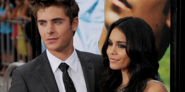 Vanessa Hudgens Opens Up About The Stress Of Dating Zac Efron