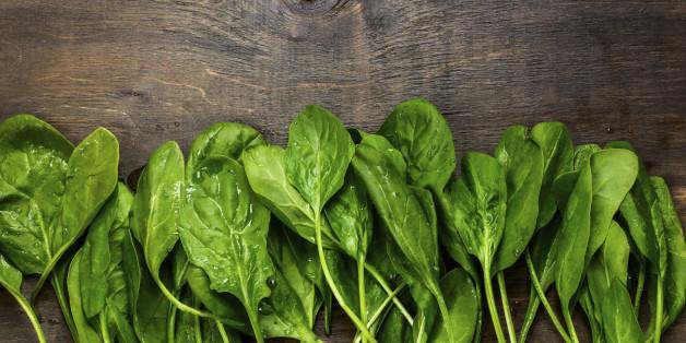 Gesundheit: Spinat verjüngert Ihr Gehirn um elf Jahre