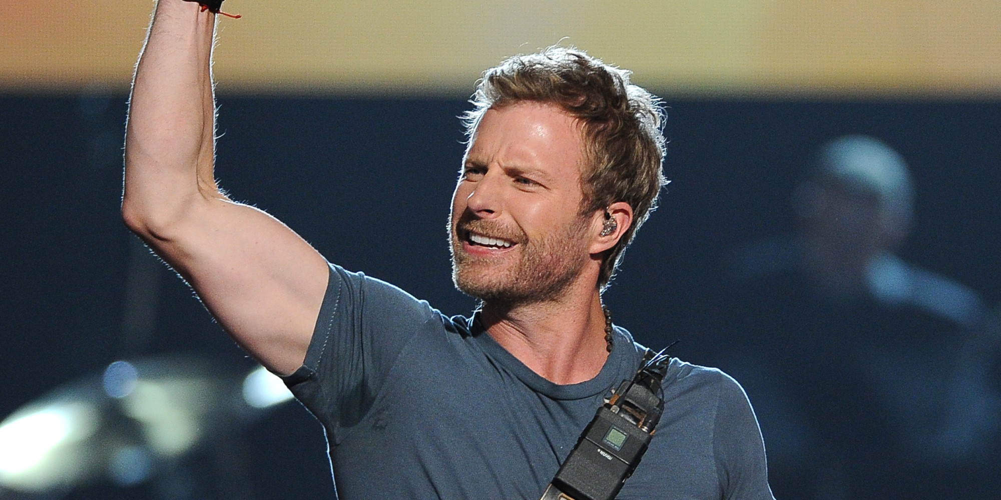 Dierks Bentley Is Hoping His Lucky Number Wins Him Some