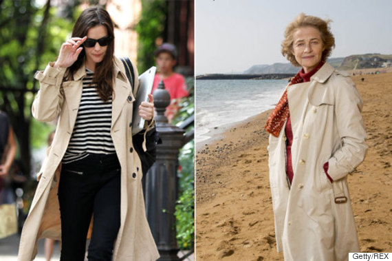 The Trench Coat  The Feminist History Of Everyone s Favourite Style ... e92373b50