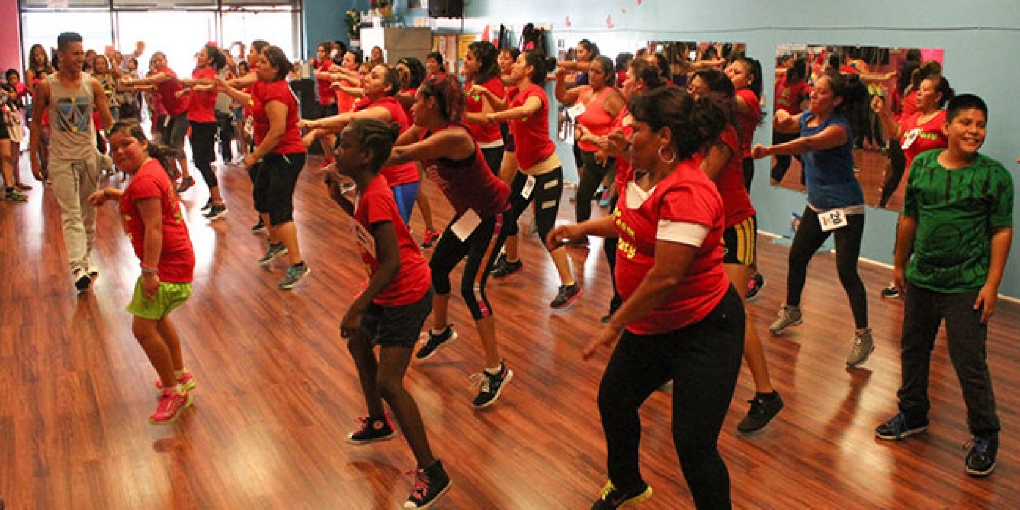 This Exercise Craze Is Giving Low-Income Women A Chance To ...