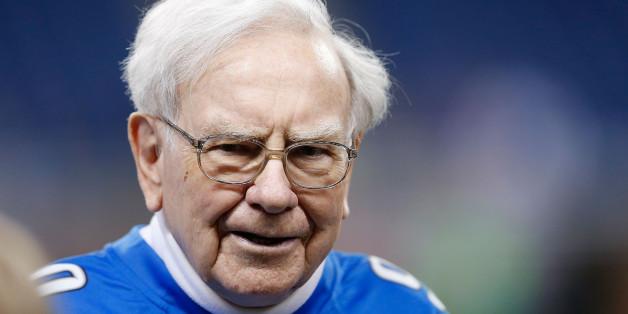 """Warren Buffet kann einem """"Grexit"""" Positives abgewinnen"""