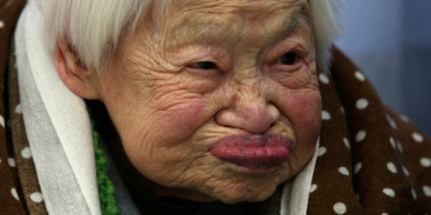 117 Jahre: Älteste Frau der Welt ist tot
