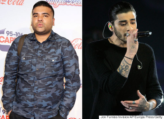 Naughty Boy's Zayn Malik Demo Track Was Actually A Rejected One Direction Song