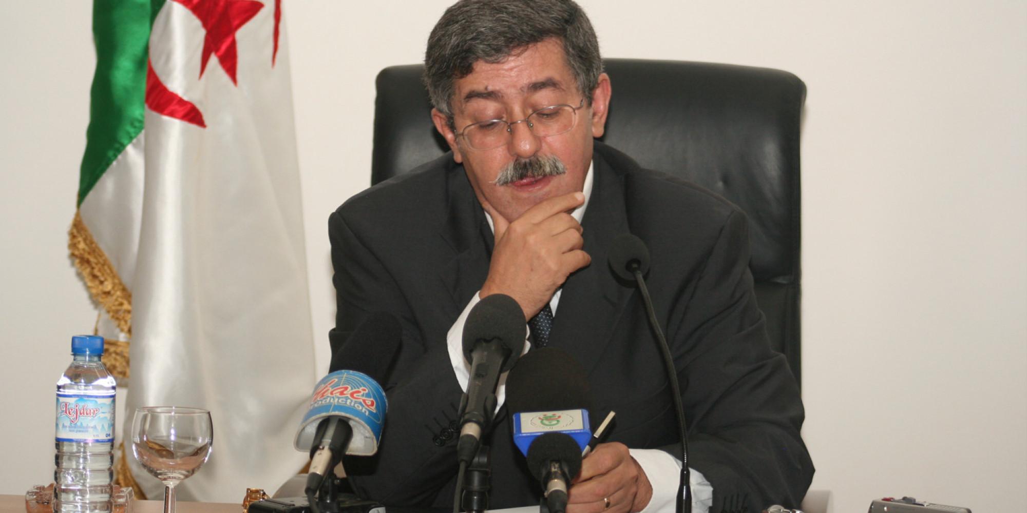 ouyahia