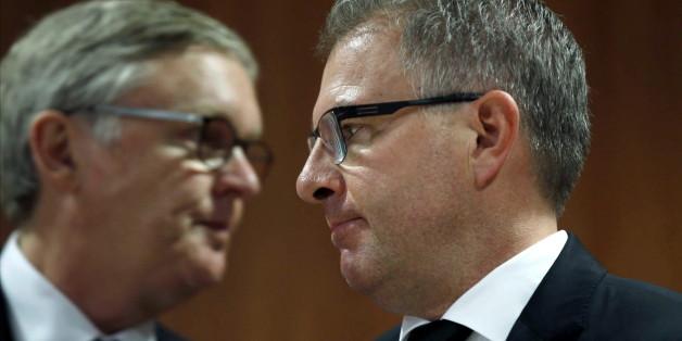 Germanwings-Unglück: Lufthansa-Chef Spohr verspricht Angehörigen Hilfe