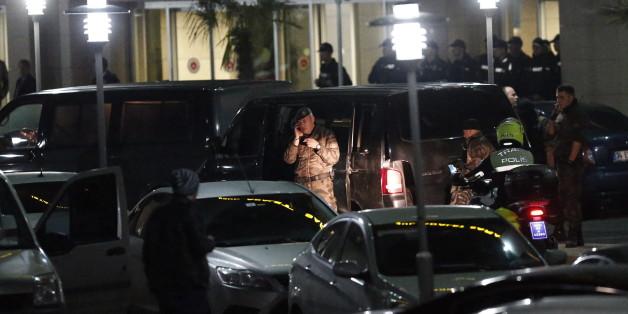 Bewaffneter Angrif auf AKP-Parteibüro in Istanbul