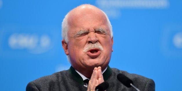 Bernd Lucke will Peter Gauweiler als AfD-Generalsekretär